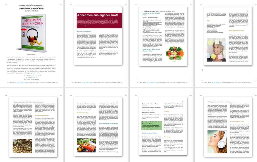 PDF Abnehmen kostenlos