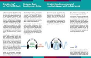 Abnehmen mit binaurale Beats